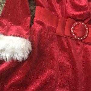 Blueberi Boulevard Dresses - Christmas dress size 4/5